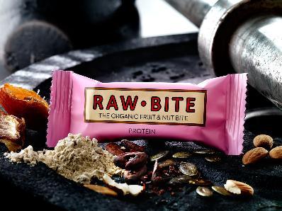 Rawbite med protein