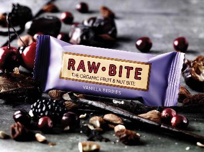 awbite sund snack med vanilla berries