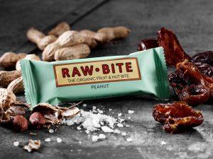 Rawbbite peanuts