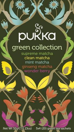 pukka Green Collection grøn te