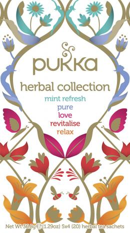 Herbal-Collection urtete