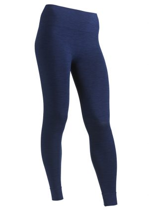 Run&Relax banda midnight blue melange yoga tights