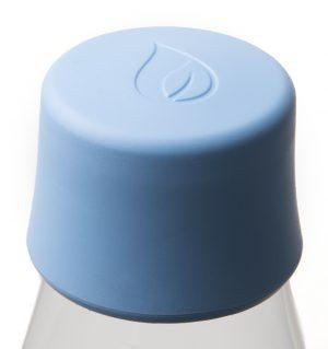 Lid Baby Blue retap flaske