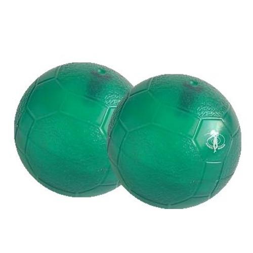 grønne mini massagebolde