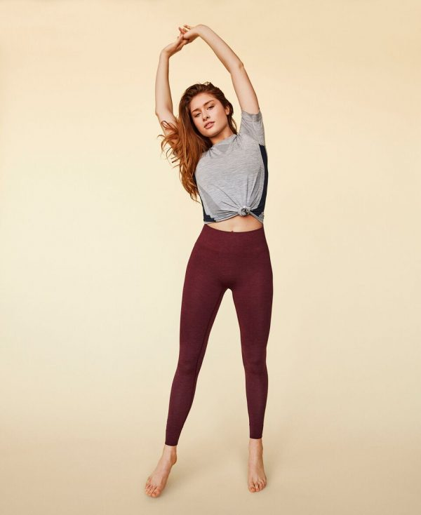 moonchild seamless leggings geranium