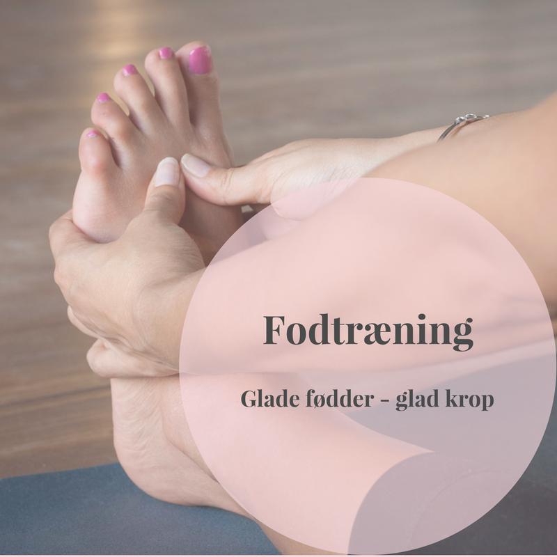 fødder og krop