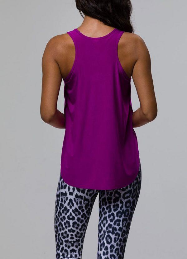 Onzie Molly top purple