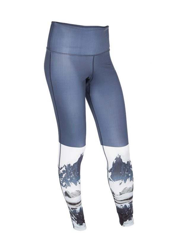run&relax infinity tights blue