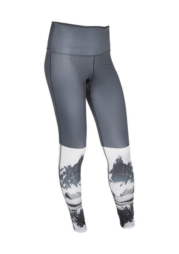 R&R Infinity Tights Sleet Grey