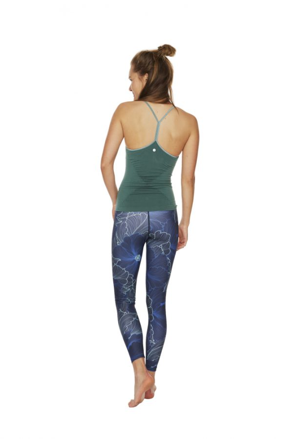Run&relax essential flower yoga tights