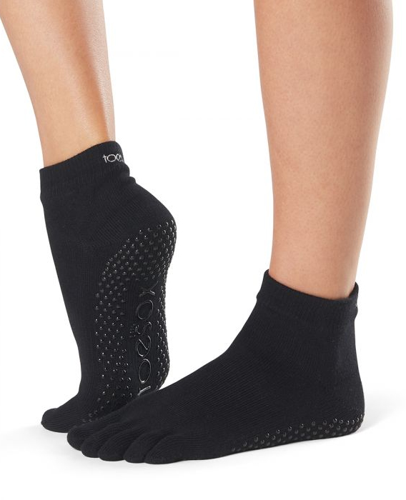 toesox ankle black