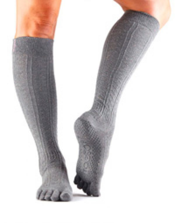 pepper toesox knee
