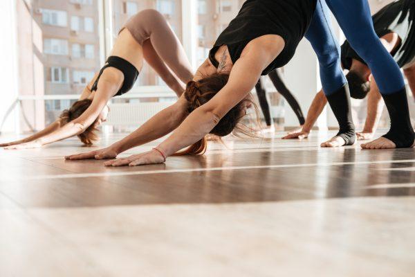power yoga pilates