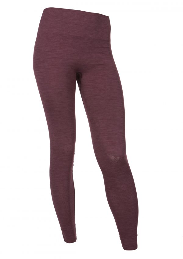 R&R Bandha Tights Port Wine Red