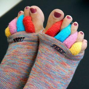 my happy feet rainbow