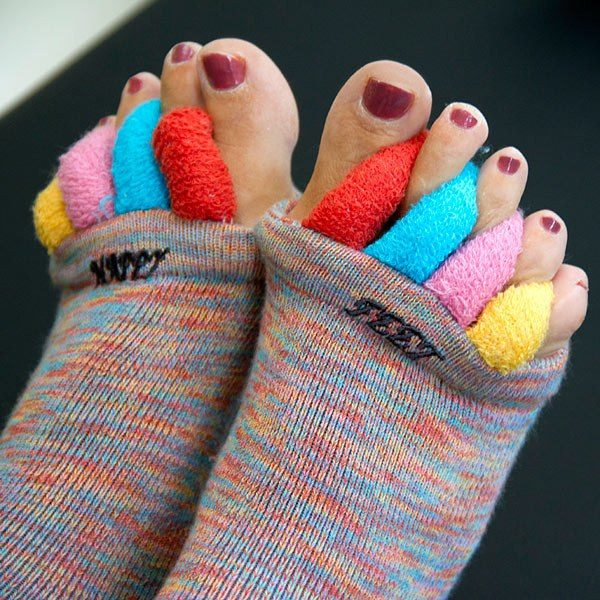 my happy feet rainbow