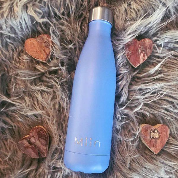 bottle himmel blå