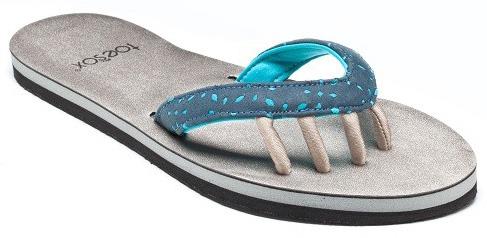 diva tanzanite sandal
