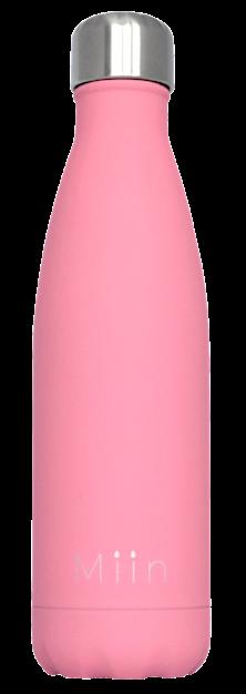 pink drikkeflaske