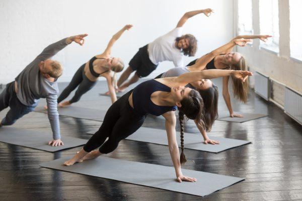 yoga holbæk