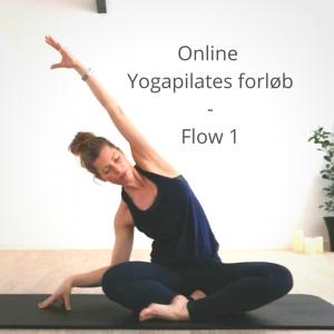 Online Yogapilates forløb- flow 1
