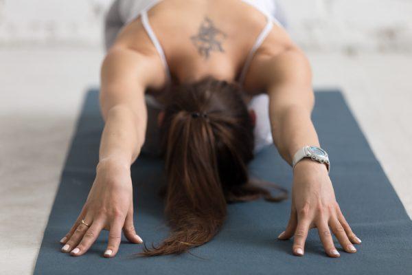 yin yoga holbæk