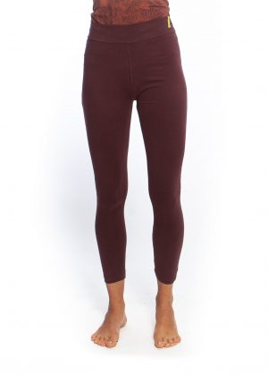 lilly leggings dark plum