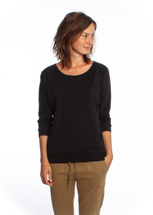 mukha blouse black