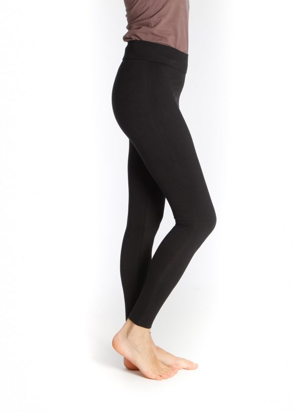 yogamii lilly leggings - black