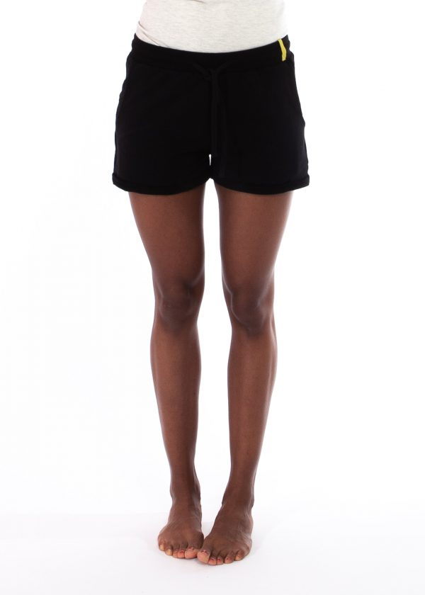 yogamii mudra shorts black