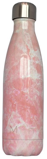 pink marmor miin bottle
