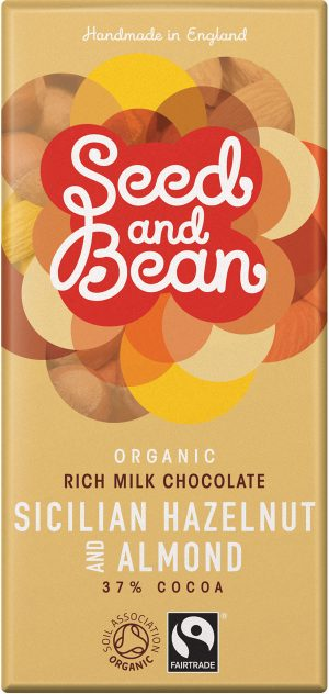 chokolade hasselnød og mandel