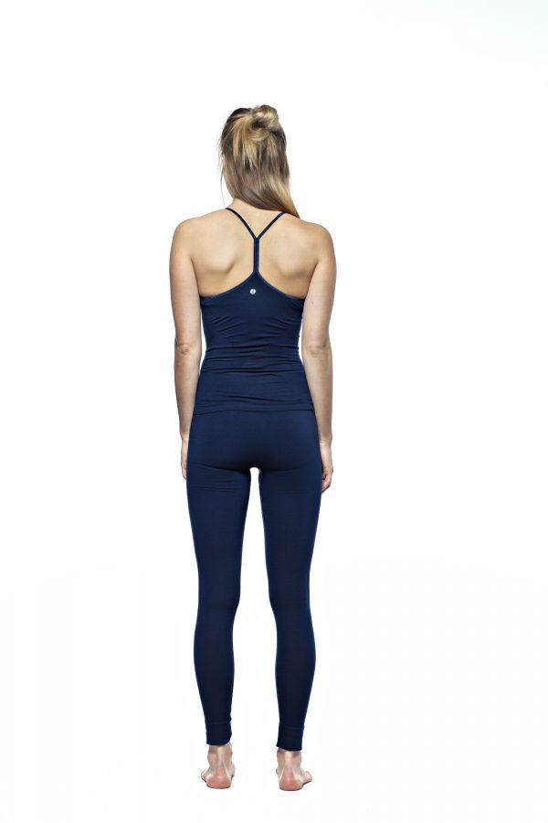 run and relax yoga top