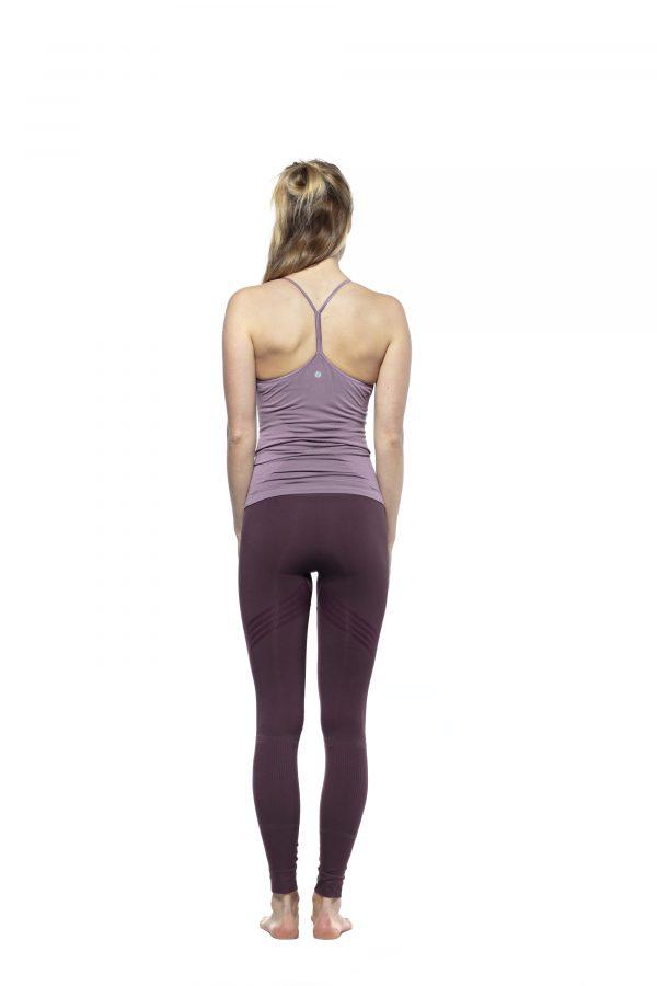 Run&Relax Karna Yoga Cami top Warm Lilac