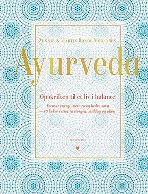 Ayurveda et liv i balance bog