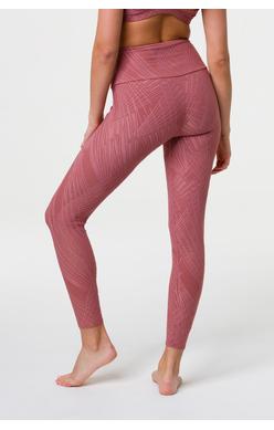 onzie midi leggings ash rose