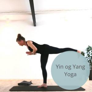 Yin og Yang Yoga