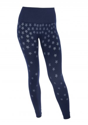 R&R Seamless Star Tights