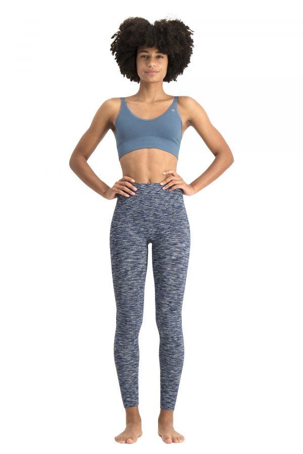 yoga leggings høj talje