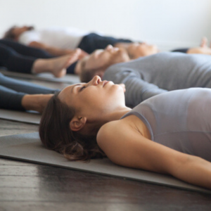 Dyb Ro meditaion og yoga nidra krispilates og yoga