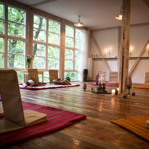 retreat krispilates og yoga november