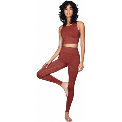 moonchild marsala seamless leggings