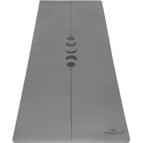 moonchild yoga mat grey