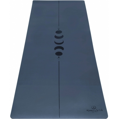 moonchild yogamat aura blue