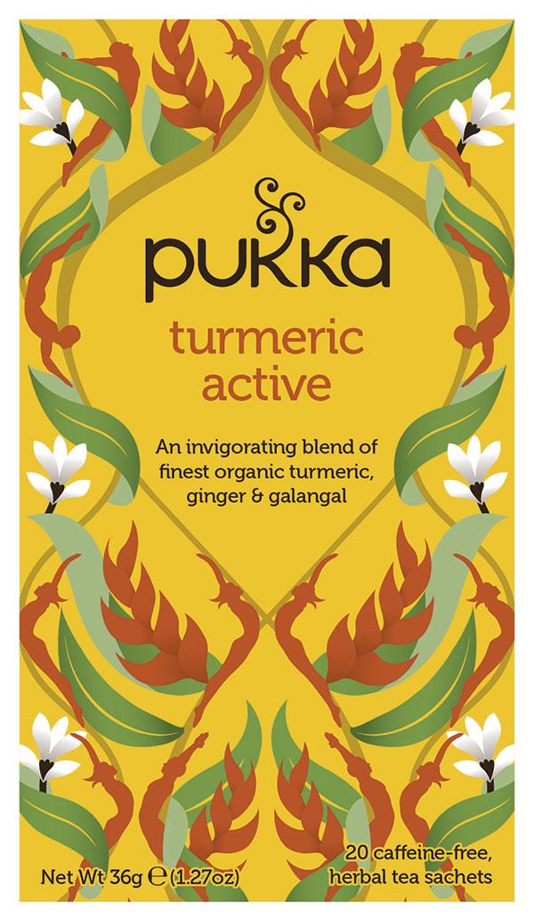 Turmeric-Active pukka