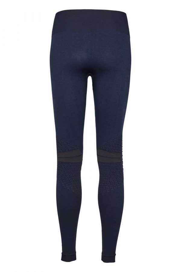 Bella Beluga Classic Tights Long - Back - Navy