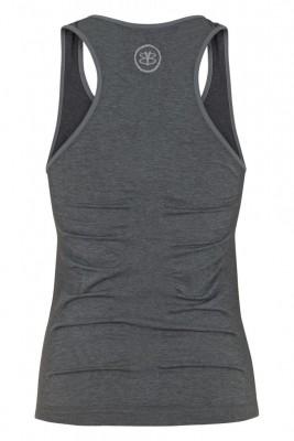 BellaBeluga Classic Top - Front - Grey