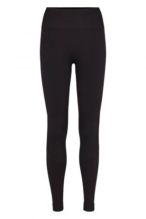 BellaBeluga Classic Tights Long - Front - Black
