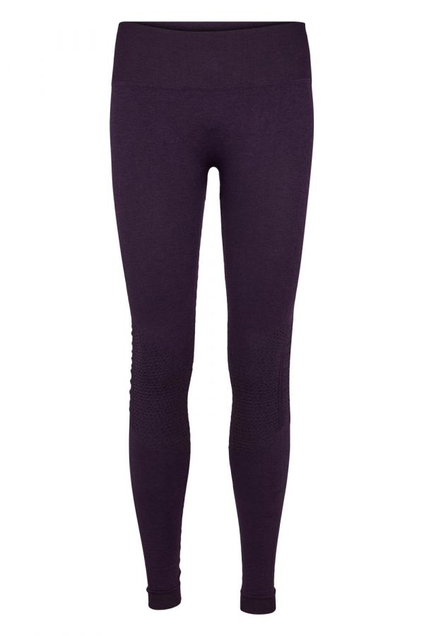 BellaBeluga Classic Tights Long - Front - Sweet Grape