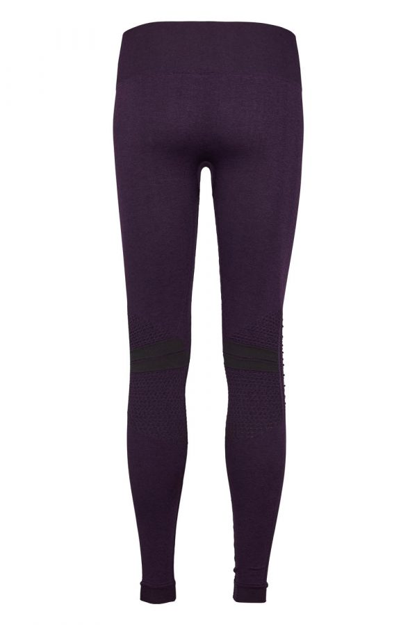 bellaBeluga Classic Tights Long - Back - Sweet Grape